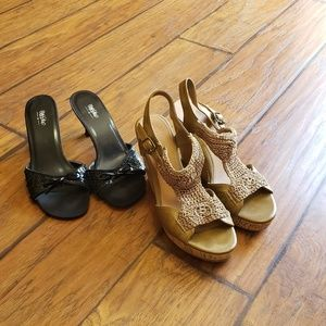 Mossimo Supply Co. Shoes - Bundle of Dress Sandals